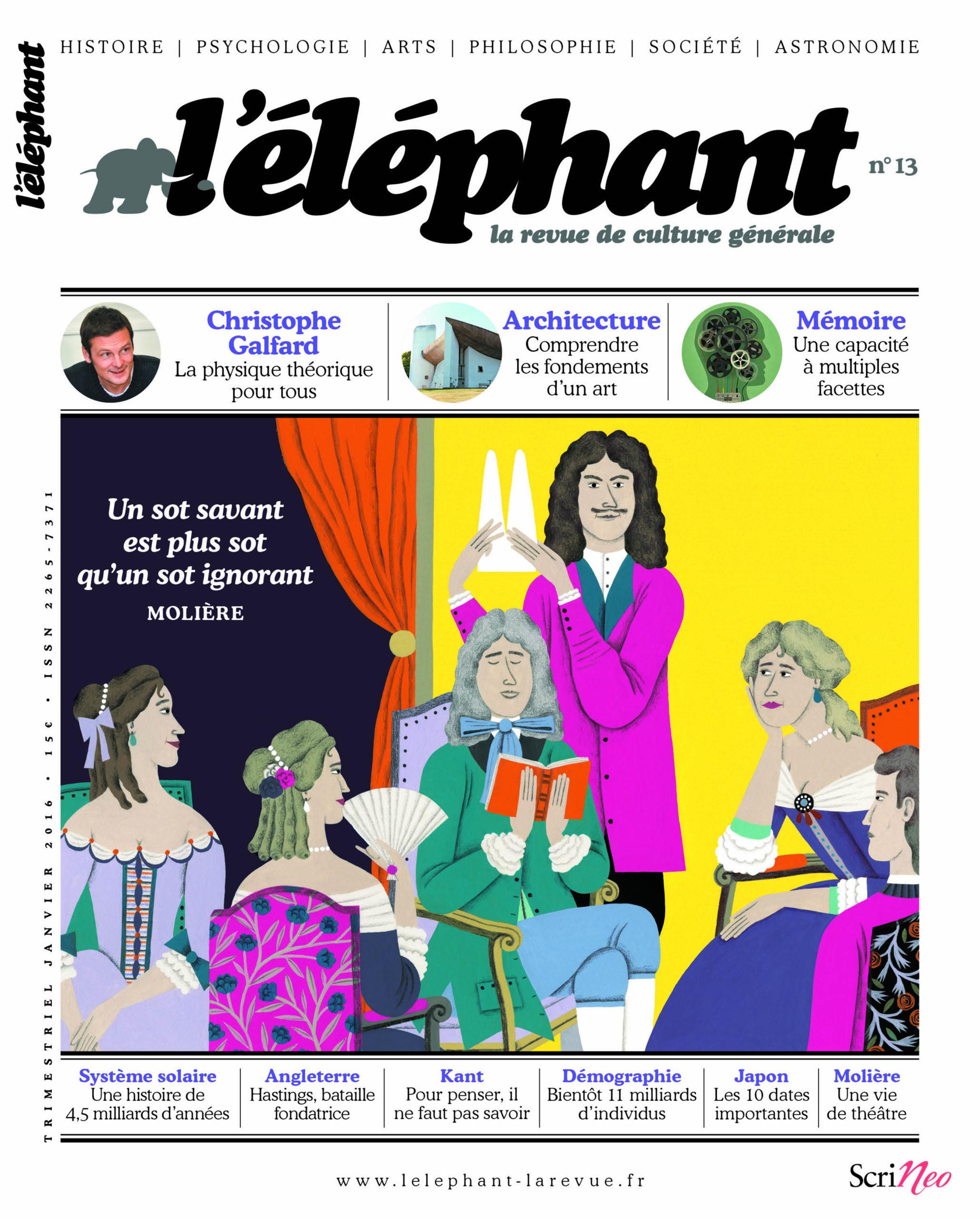 L'éléphant n°13