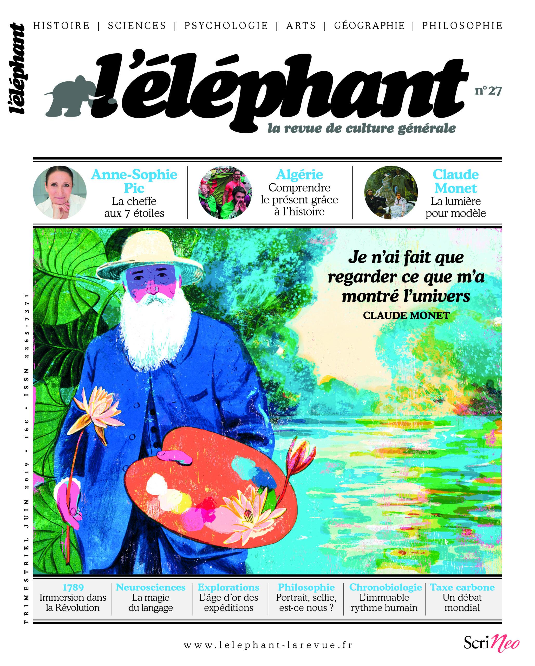 L'éléphant n°27