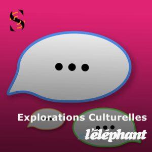 Visuel podcast le langage
